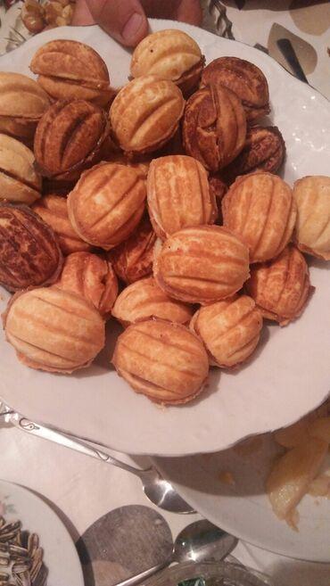 Делаем торты на заказ медовый крем варенная сгущенка орешки очень