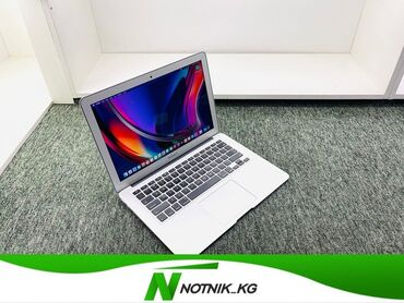 холодильник ош цена in Кыргызстан | ХОЛОДИЛЬНИКИ: Ноутбук- Apple - MacBook Air 13-модель-A1466-процессор- Core i5