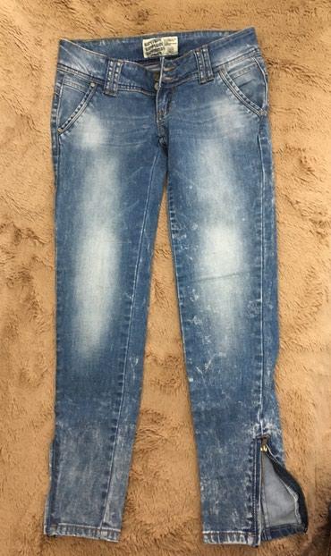 Женские джинсы в отличном состоянии как новые 40-42 размер в Кант