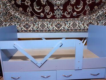 Кроватку детской как новая 4до5 лет можно Ош