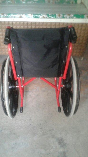 Детская-инвалидная-коляска - Кыргызстан: Новая инвалидная коляска