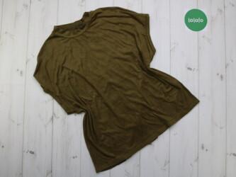 Женская футболка Длина: 60 см Пог: 54 см Плечи: 43 см Поб: 54 см Состо