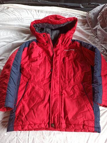 Decija jakna - Pozarevac: Decija jaknica vel 5-6 god. nautika