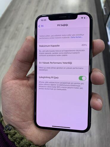 iphone чехол защита в Азербайджан: Б/У iPhone Xs 64 ГБ Золотой