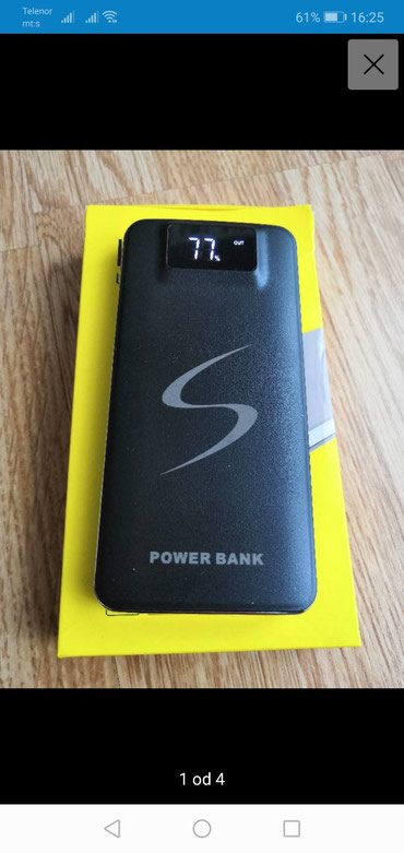 Power bank SMART Intelligent 40.000 mAh. - Batajnica