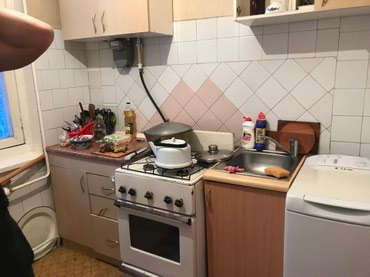 Продаю однокомнатную в Бишкек