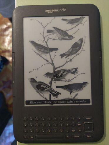 Электронная книга Амазон Киндл. Привезён из США, здесь ни кто не