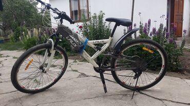 "Спорт и хобби - Каракол: Продаю Велосипед Laux размер колес 26 тормоза ""Sparkle"""