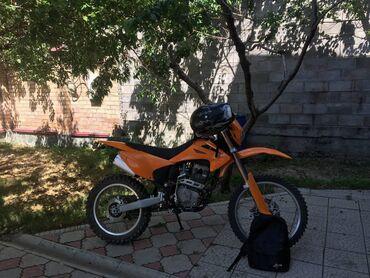 туры в анталию из бишкека 2021 в Кыргызстан: Мотоцикл Zongshen, класса эндуро, 2021 года выпуска объем 250 кубов
