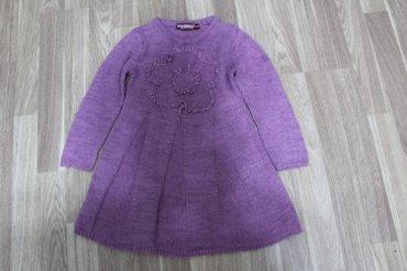 Bakı şəhərində Платье теплое размер рост 116 см