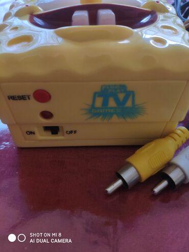 Πωλείται plug and play Μπομπ Σφουγγαράκης, χρησιμοποιημένο μία μόνο