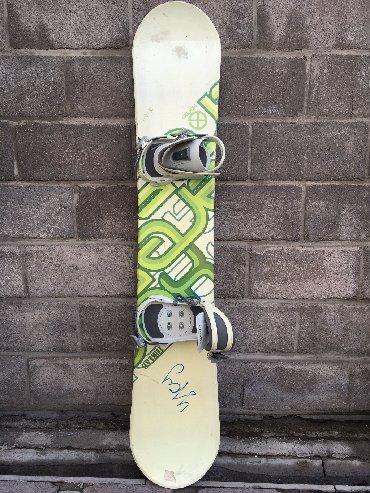 snoubord zhenskij в Кыргызстан: Продаю японский сноуборд состояния очень хороший  Рост-154 Цена:5000