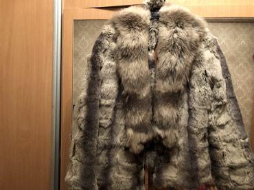 Женская одежда в Чаек: Норковая шуба !состояние и качество отличное !лиса !цена 12000 сом