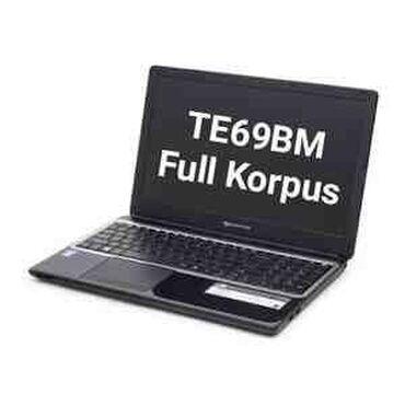 SUMQAYIT  Packard Bell TE69BM Full Korpusu  WhatsApp aktivdir