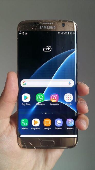 Samsung Galaxy S7 Edge 32 GB qızılı