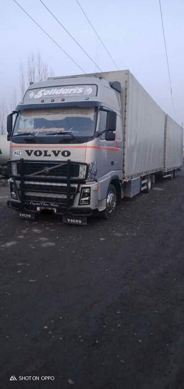 Транспорт - Кара-Ой: Volvo или даф алам карызга