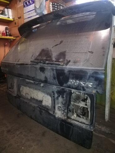 ssangyong musso тюнинг в Кыргызстан: Продаю крышку багажника сангенг муссоssangyong musso как в полной