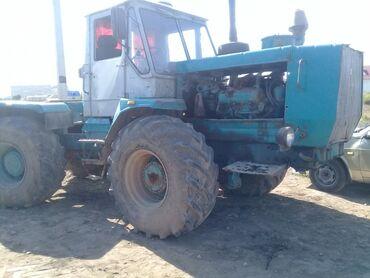 Транспорт - Таш-Мойнок: Трактор Т 150 сос атличном после кап рем плук мала лопата баасы 7000$