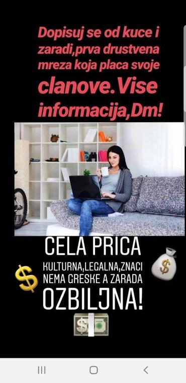 Sef - Srbija: Posao od kuce sa vaseg racunara,sami svoj sef,vi odlucujete kada i