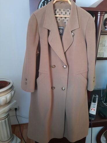 Kasmirski kaput, dobro ocuvan, velicina XL