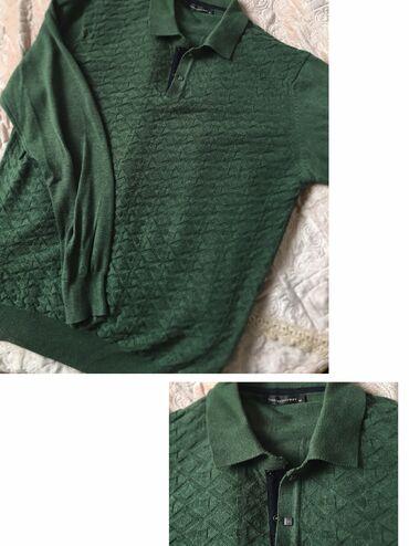 куртки мужские зимние бишкек в Кыргызстан: Мужские кофты и футболки все брендовые . Размер кофт M, футболки S