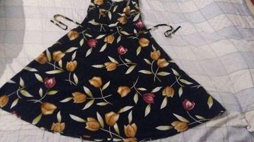 Haljine | Petrovac na Mlavi: Haljina za trudnice malo nošena,vel ne znam šila sam je kod