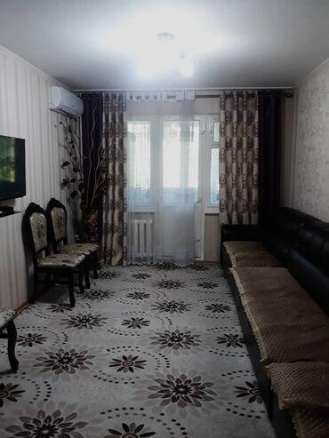 2 комнатная квартира in Кыргызстан | ПРОДАЖА КВАРТИР: 104 серия, 3 комнаты, 58 кв. м Совмещенный санузел, Угловая квартира, Сквозная планировка
