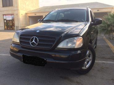 Bakı şəhərində Mercedes-Benz ML 320 2001