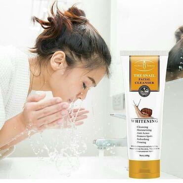 средство для дачных туалетов в Азербайджан: Очищающее средство для умывания AICHUN BEAUTY Snail Facial Cleanse