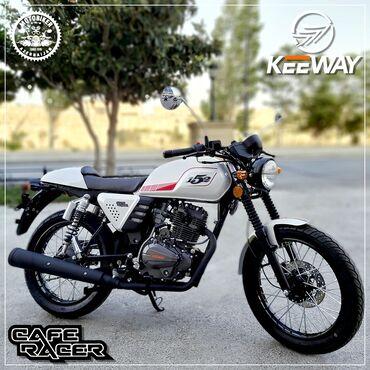 Keeway Cafe Racer MODEL.-----------------------------------Nəğd alışa