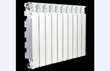 Бытовая техника - Кок-Ой: Продаю Биметаличекие радиаторы 28 шт по300сом ж/м акордо 3