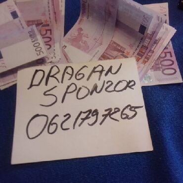 Zaposlenje - Srbija: 250 do 300 e za provedeno vece dan Potrebna devojka za povremena