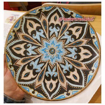bowqab - Azərbaycan: ⚜Əl işidirBoşqabın diametri:25sm(sifarişə uyğun olaraq istənilən