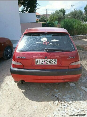 Citroen Saxo 1.6 l. 2001 | 125000 km