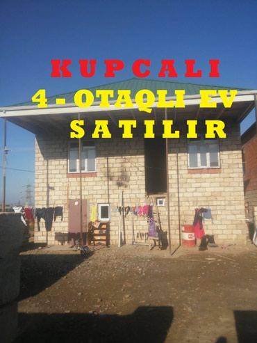 Bakı şəhərində Tecili 4 otaqli orta temirli ev satilir