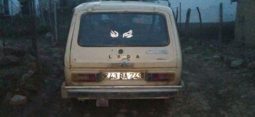 VAZ (LADA) 4x4 Niva 1.6 l. 1987   35000 km