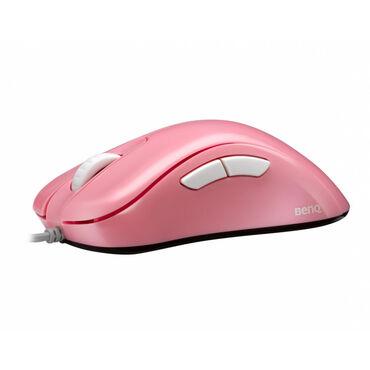 Zowie EC1-B DIVINA Version PinkЭргономичный дизайн, разработанный