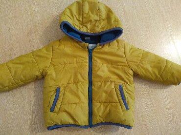 вязаные наволочки на подушки спицами в Кыргызстан: Куртка на 8-12мес в хорошем состояние цена 250с р-н Орто сайский рынок