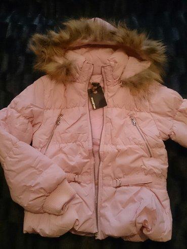 """bmw 8 серия 850csi mt - Azərbaycan: Теплая куртка фирмы """"mood rose"""" на 8-9 лет"""