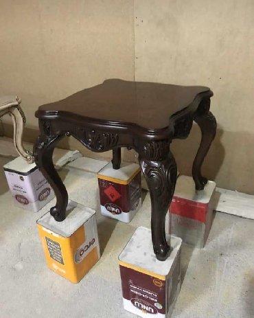 столик с ванночкой в Азербайджан: Уютный столик для вашего интерьера