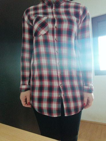 Košulje i bluze | Pozega: Duza karirana kosulja, atmosphere 38vel