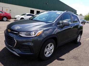 Chevrolet Tracker 2018