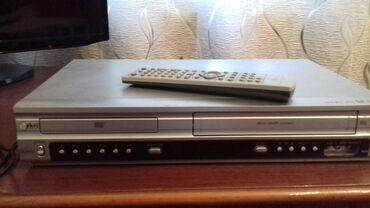 dvd pleer samsung e360k в Кыргызстан: Видеомагнитофон с DVD
