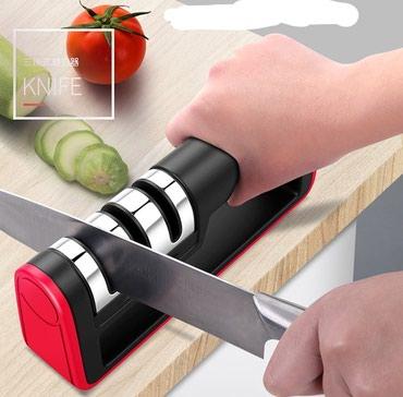 Точилка для ножей Универсальная 3в1. в Бишкек