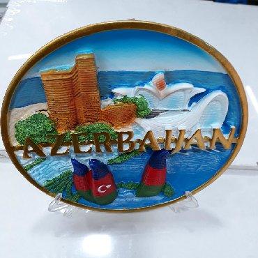 Дом и сад в Баку: Milli ornamentli suvenir