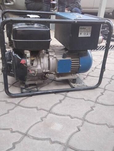 Инструменты - Кыргызстан: Организация продает бензогенератор GEKO 6400 ED-A/HHBA(производство