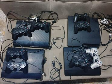 PS2 & PS1 (Sony PlayStation 2 & 1) - Azərbaycan: Playstation____ 1 dest 2pultnan 240AZN baki daxili catdirilma her
