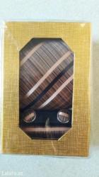 Bakı şəhərində галстук с запонками. новый в упаковке.