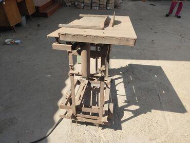 Пилы - Сокулук: Церкулярка, без мотора