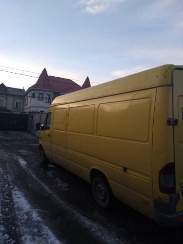 Покупка грузового автомобиля - Кыргызстан: Грузовой спринтер на заказ